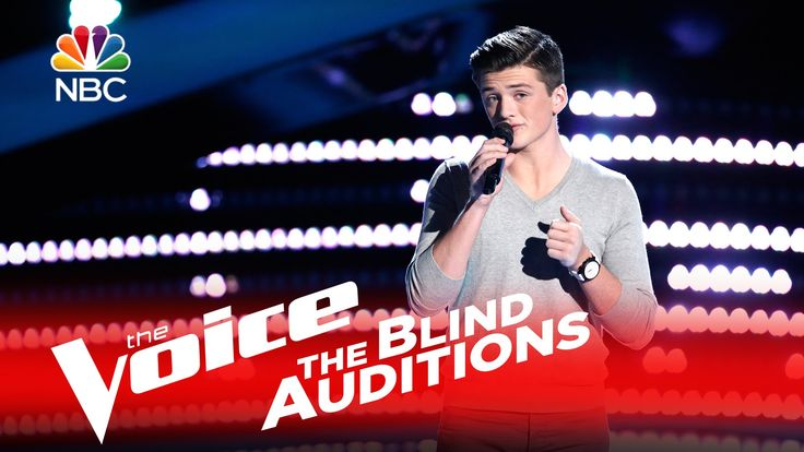 "The Voice 2016 Blind Audition - Jonathan Hutcherson: ""You & I"""