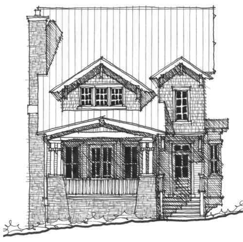 Allison ramsey architects floorplan for the kenilworth Allison ramsey house plans