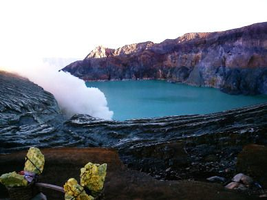 """Kawah Ijen, Indonesia   """"My country is the world, and my religion is to do good."""" – Thomas Paine. """"The more I travel, the more I realize I don't know much."""