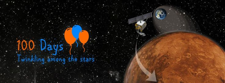 100 Days of MOM – India's 1st Mars Mission Streaking to Red Planet Rendezvous