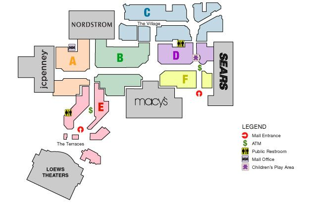 alderwood mall map images reverse search