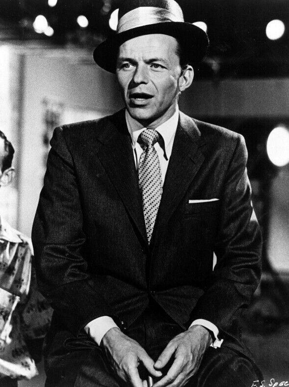 Frank Sinatra in 1957