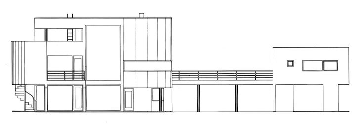 Galería de Clásicos de Arquitectura: Casa Saltzman / Richard Meier & Partners Architects - 13