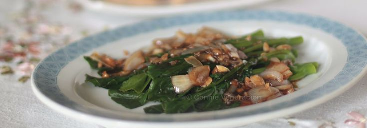 How to cook: Chinese broccoli (kai-lan) with oyster sauce