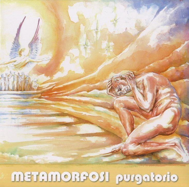 METAMORFOSI - PURGATORIO  - LP VINILE NUOVOClicca qui per acquistarlo sul nostro store http://ebay.eu/2eaYCLX