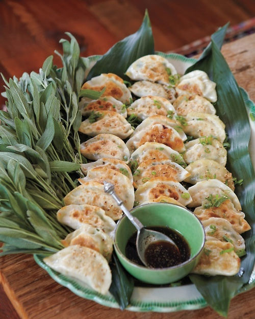 Pork-and-Cabbage Dumplings - Martha Stewart Recipes