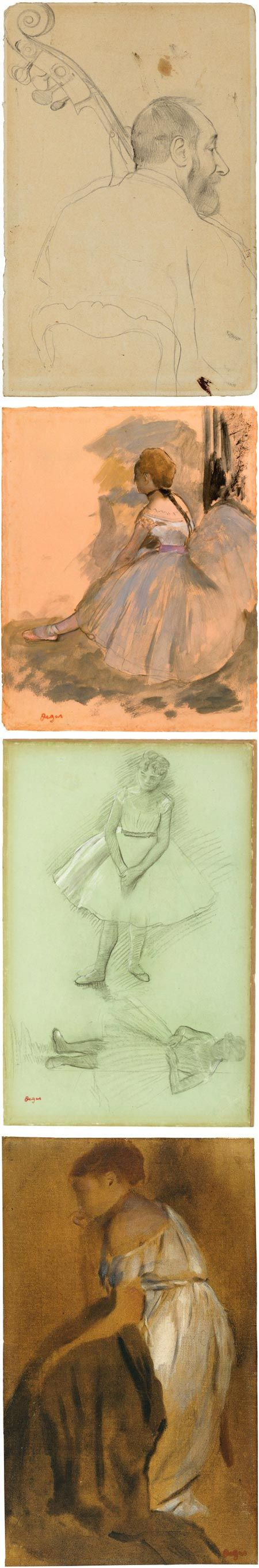 Degas Drawings at the Morgan Library and Museum