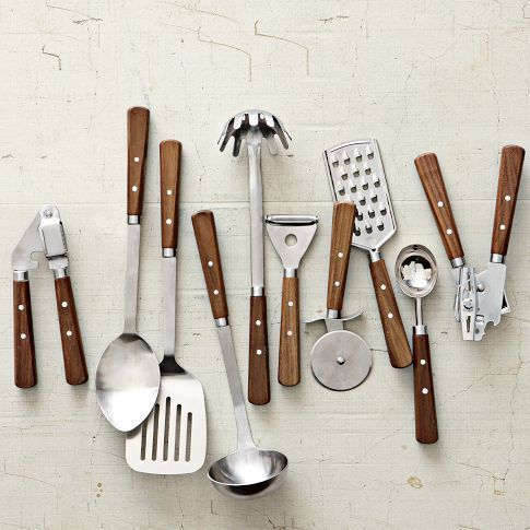 Wood Cooks Tools Collection By West Elm, $9.99