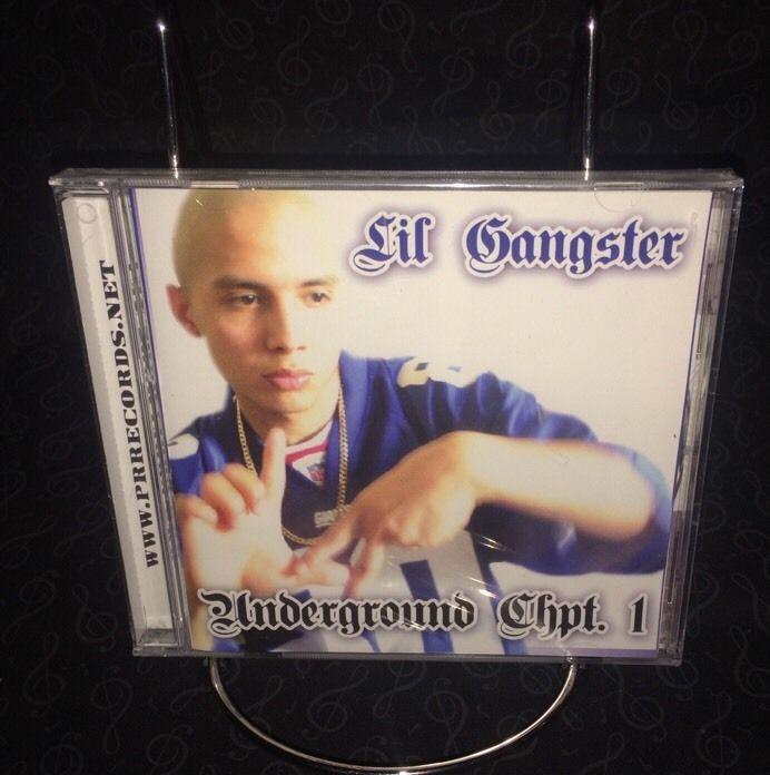 Lil Gangster aka King Lil G Underground CHPT 1 2006 RARE L A G Funk | eBay
