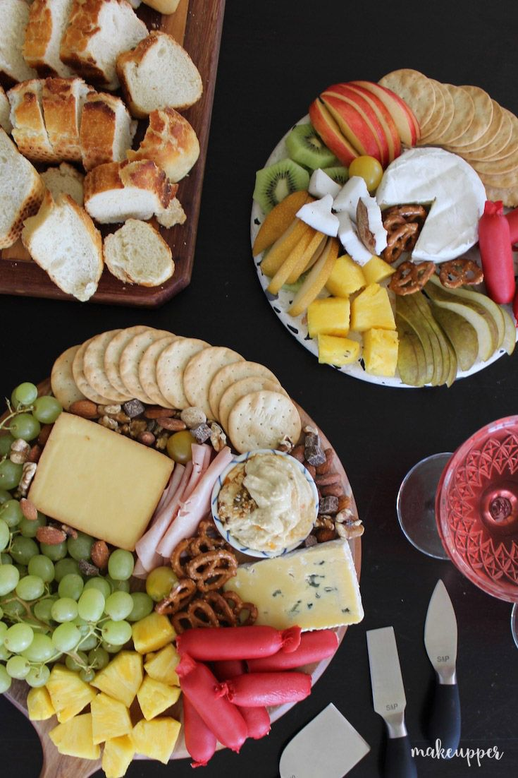 Is there anything more glorious than a platter or grazing table? I highly doubt it. There's nothing quite like bite size morsels of deliciousness at your disposal. However they can be crazy expensive, so we thought we'd share how to make a budget friendly platter.