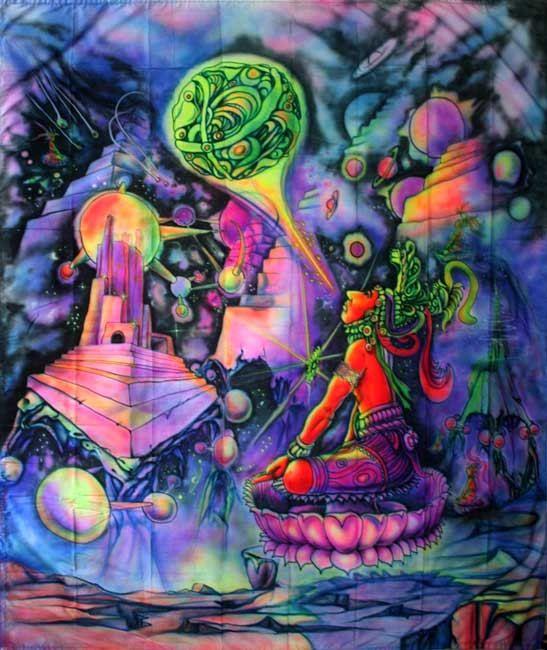 Maya 2012  Airbrush art Original by CyberGypsyFashion on Etsy, $150.00
