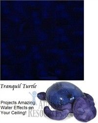 Tranquil Turtle makes the room look and sound like an underwater sanctuary...great for calming and sleep