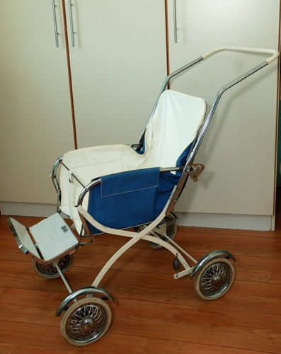 Pushchair Mutsaerts Holland Mid Sixties Vintage