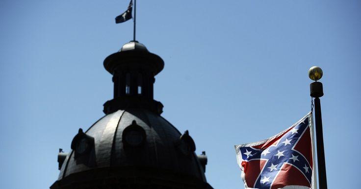 Por que a bandeira dos Estados Confederados causa tanta polêmica nos EUA?