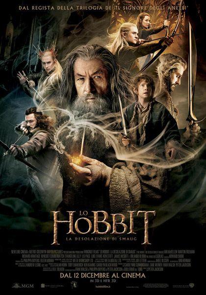 Peter JACKSON, Lo Hobbit - La desolazione di Smaug, USA, 2013