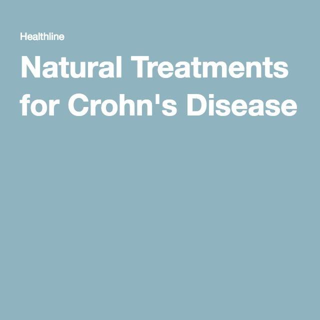 Natural Treatments for Crohn's Disease