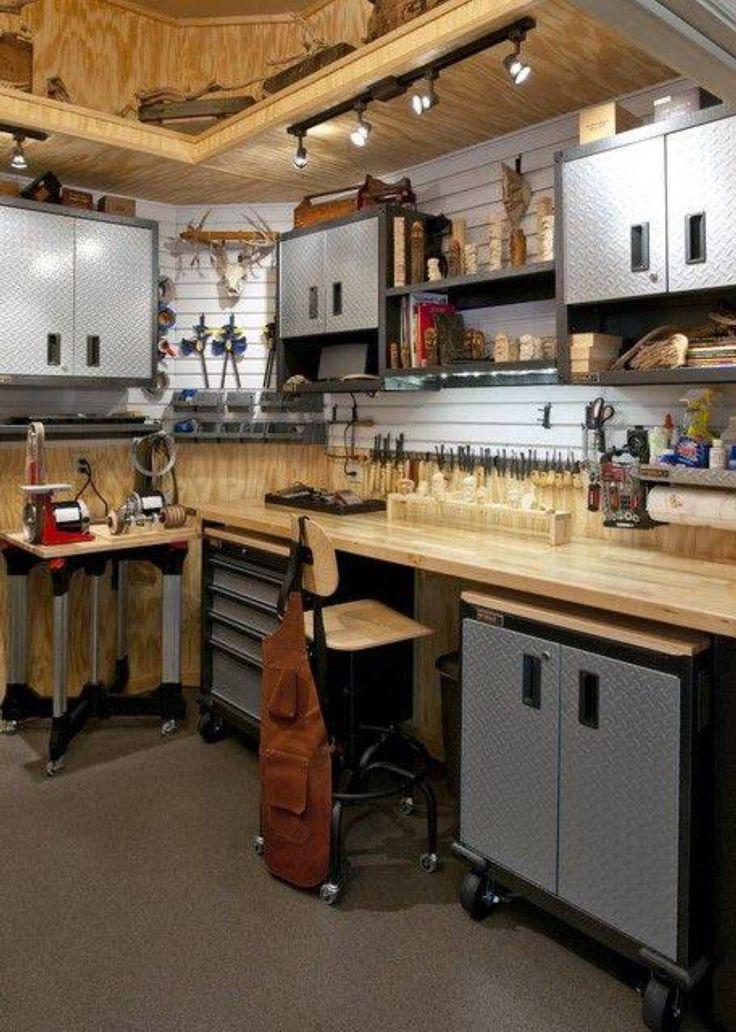 Best 10+ Building a workshop ideas on Pinterest Wood work bench - home workshop ideas