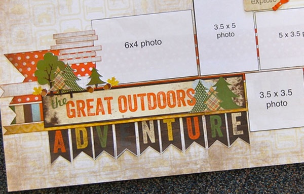 SG: The Great Outdoors - Scrapbook Generation