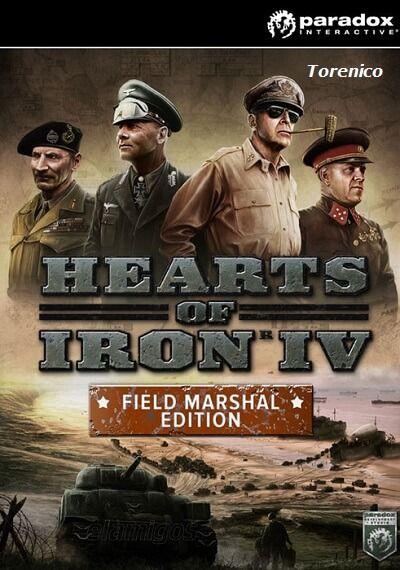 Hearts of Iron IV Field Marshal Edition [2016] [Español]