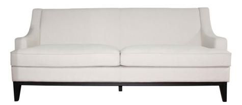 The Astrid sofa has landed, we love the sleek lines and Art deco appeal.