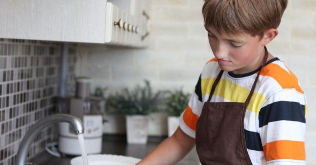 """O """"trabalho de casa"""" que seus filhos deveriam estar fazendo"""