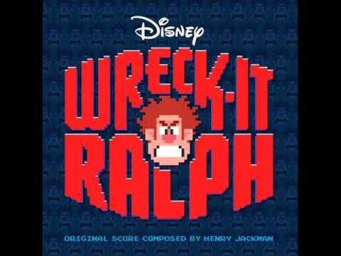 Wreck-It Ralph OST - 7 - Wreck-It Ralph  OH MY GOLDEN TRIFORCES! I LOVE THIS MOVIE AND ITS SOUNDTRACK!!!