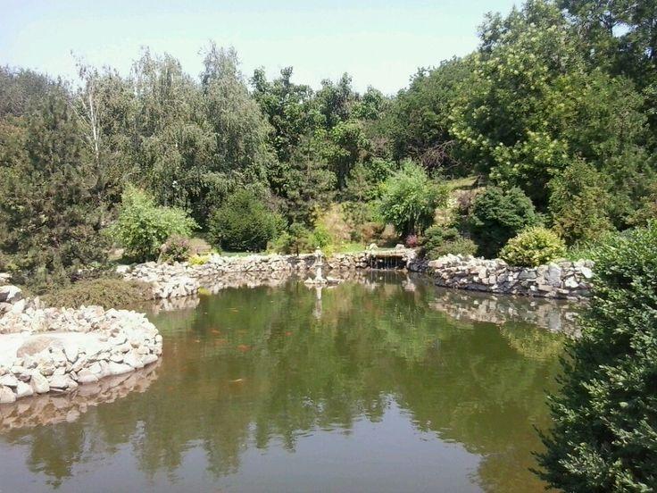 Grădină Botanică în Galaţi, Galaţi
