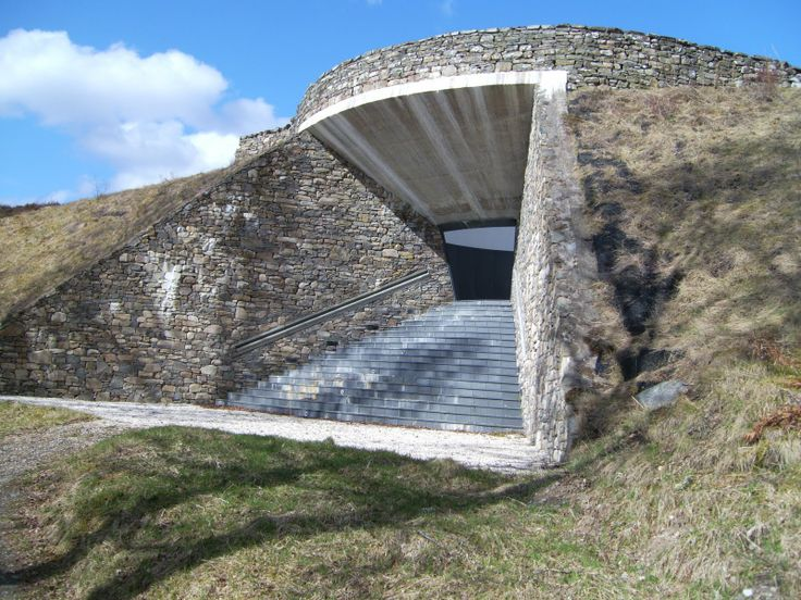 Cottages Scotland: Skyspace Scotland By James Turrell