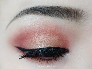 Peachy Golden Makeup Look ft. Makeup Revolution   New-Trals vs Neutrals Palette