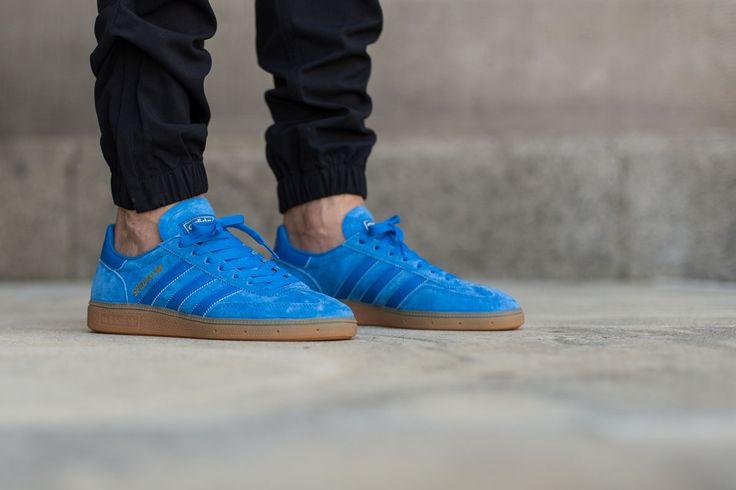 """adidas Spezial """"Gum"""" Pack blue"""