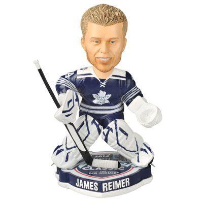 James Reimer Toronto Maple Leafs 2014 Winter Classic Action Bobblehead