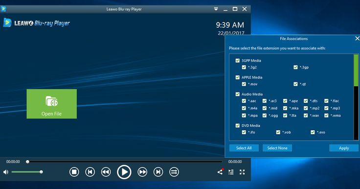 Το Leawo Blu-ray Player θεωρείται ως ένα από τα καλύτερα λογισμικά αναπαραγωγής πολυμέσων για την αναπαραγωγή Blu-ray / DVD δίσκων και απλών βίντεο μέχρι και 1080P HD. Έτσι μπορείτε να δείτε από απλά βίντεο μέχρι και βίντεο σε ανάλυση 1080P αλλά και να ακούσετε ήχο σε όλες σχεδόν τις μορφές του με εξαιρετική ποιότητα και χωρίς απώλειες. Για την καλύτερη εμπειρία του χρήστη παρέχει λεπτομερή πλοήγηση και τον πλήρη έλεγχο της αναπαραγωγής και σας επιτρέπει να ρυθμίσετε υπότιτλους κομμάτια…