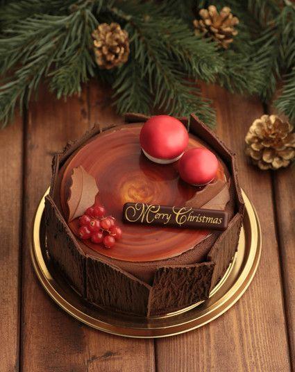 タント・マリー クリスマスケーキ 2016 の画像|TanteMarie(タント・マリー)の新着情報