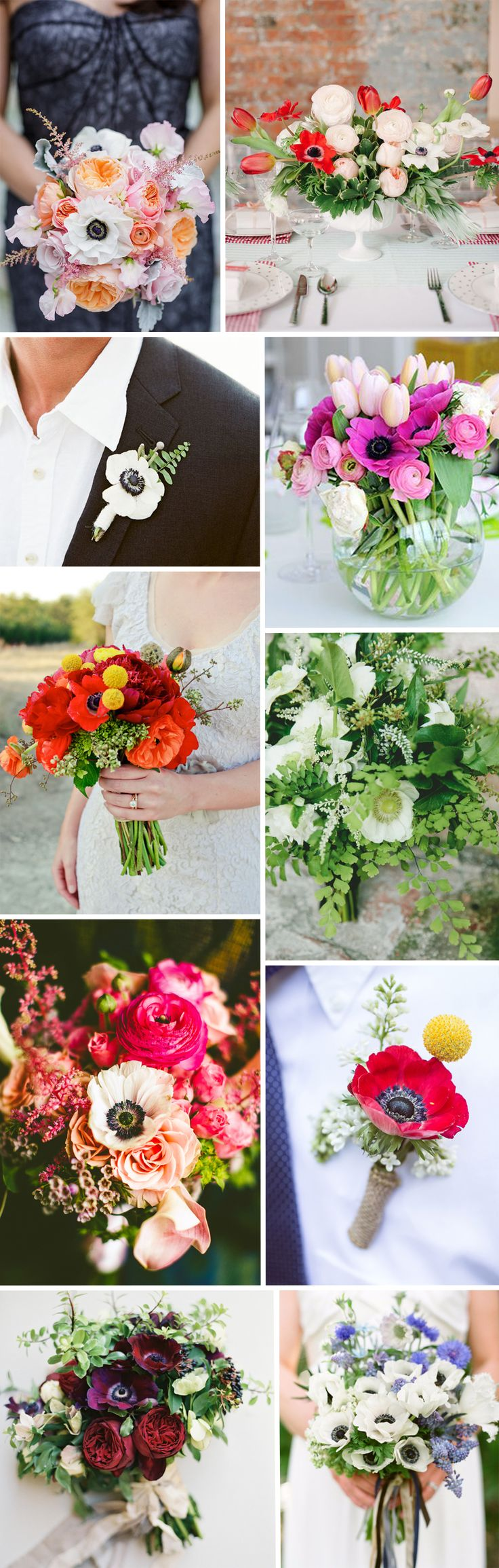 19 Best Flowers Images On Pinterest Bridal Bouquets Floral