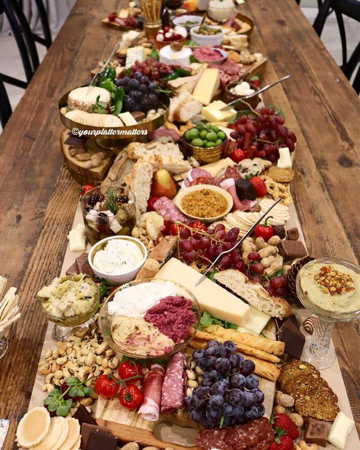 French Wedding Food Recipes