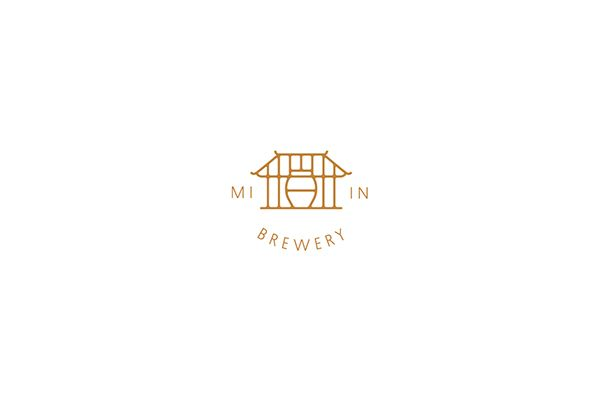 """Miin is a Korean traditional rice wine brewed at Paju. The label design was inspired by old maps from the Joseon Dynasty that incorporated Chinese characters. """"Miin"""" means beautiful woman in Korean therefore the Seoul design agency ContentFromContext created sophisticated curved lines to make it more feminine."""