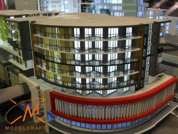 1:160 Marketing Model by Modelcraft (NSW) Pty Ltd