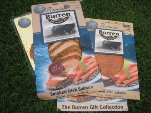 A blog about the Burren Smokehouse from The Cornstore at Home, Limerick.