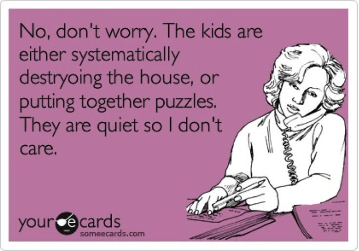 Parents, got any tips for entertaining kids when guests are over for dinner? #parenting #tips #someecards