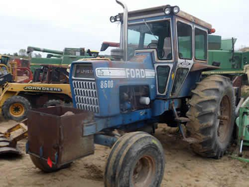 1000+ Images About Ford Tractors On Pinterest