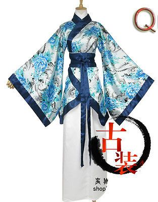 HOT SALE Chinese Ancient Traditional Infanta Dramaturgic Costume Robe Dress