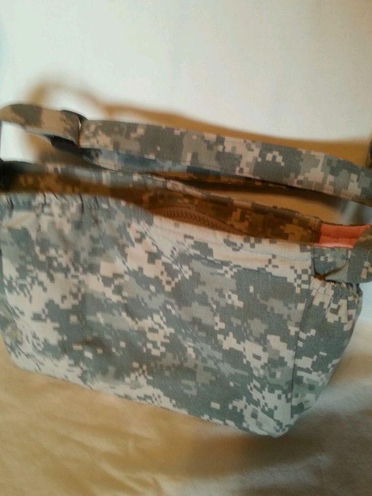 Army camo purse ACU handbag handmade #Handmade #ShoulderBag