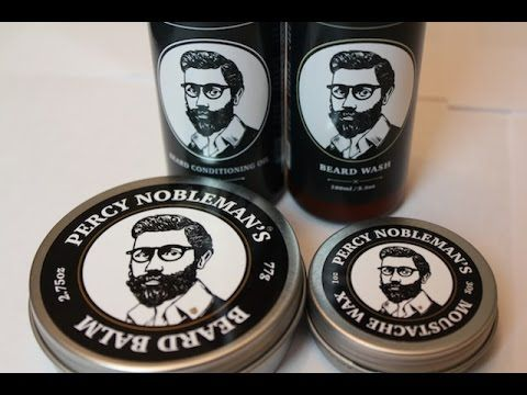 Overnight Beard Conditioner | Percy Nobleman   Beard Wash & Conditioner. Percy Nobleman produces top quality beard care products in the UK. Check them out: http://percynobleman.com  #beardwash #beardconditioner #beardbalm #moustachewax