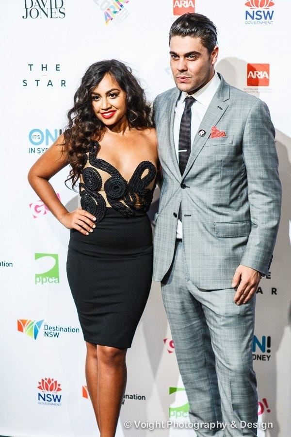 Jessica Mauboy & Dan Sultan Arias 2012  Twitter / Recent images by @StylistaSister.com