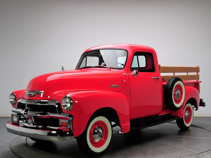 Chevrolet 3100 Pickup '1954