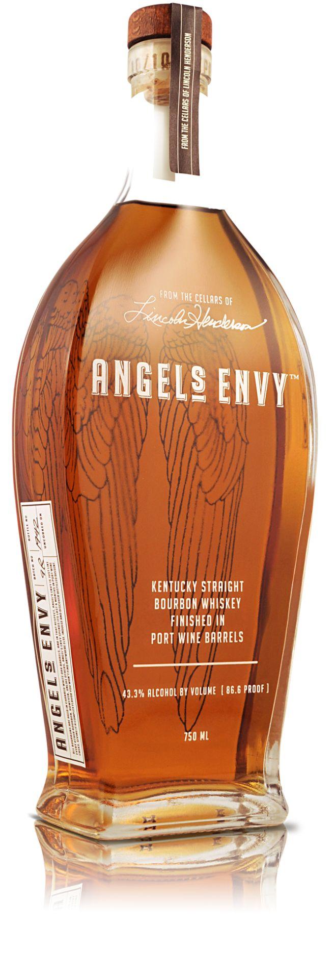 Angel's Envy whiskey