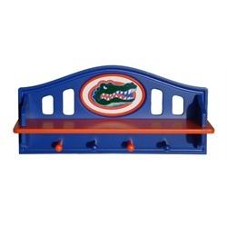 University of Florida Gators Kids Wall Shelf Coat Rack