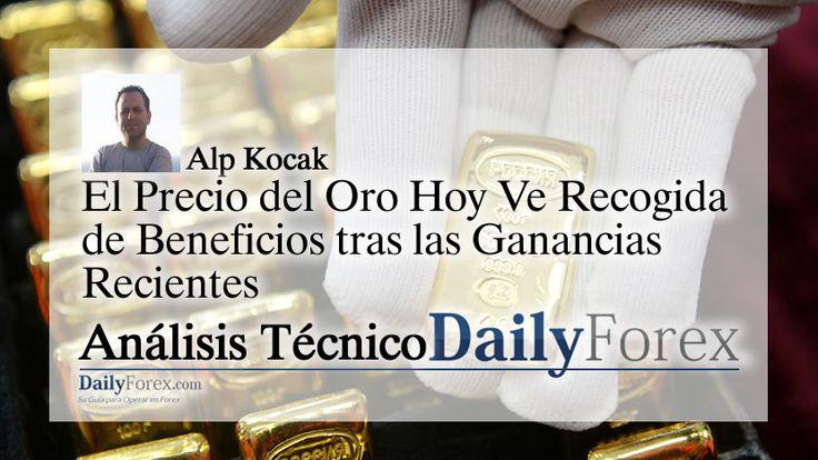 El Precio del Oro Hoy Ve Recogida de Beneficios tras las Ganancias Recientes | EspacioBit -  https://espaciobit.com.ve/main/2017/06/08/el-precio-del-oro-hoy-ve-recogida-de-beneficios-tras-las-ganancias-recientes/ #Oro #Precio #Gold #Forex #DailyForex