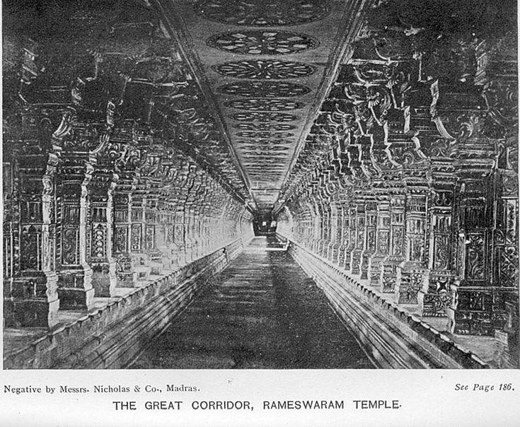 43Rameswaram The Great Corridor - Ramanathaswamy Temple - Wikipedia, the free encyclopedia