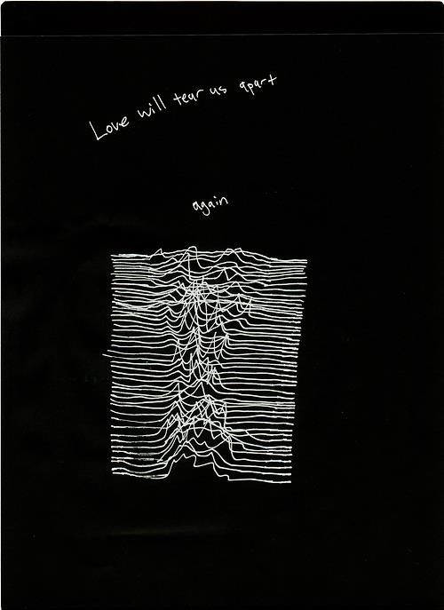 Love will tear us apart - Joy Division